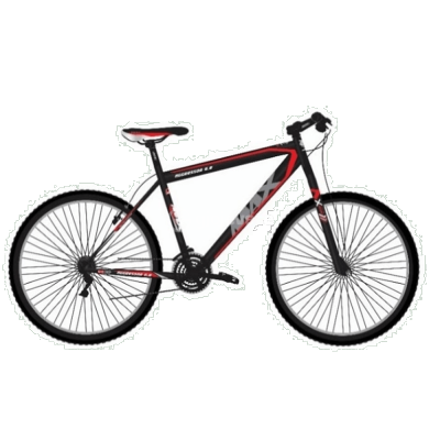 """Biciklete 26"""" Max Agressor Nickel"""