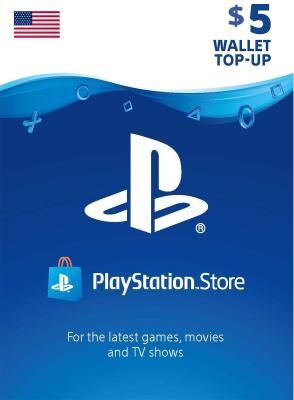 DG PlayStation 5 Dollar Account US