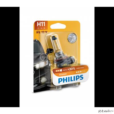 LLAMPA PHILIPS VISION H11 12V 55W B1-12362
