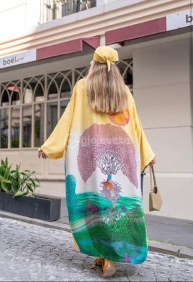 Kimono Per Femra