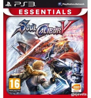Ps3 Soul Calibur V Essentials