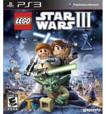 Ps3 Lego Star Wars 3