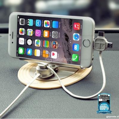Mbajtese telefoni per makine