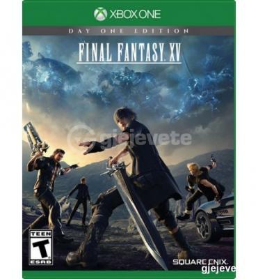 Xbox One Final Fantasy XV