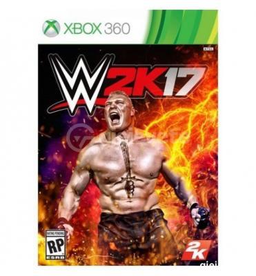 Xbox 360 WWE 2K17