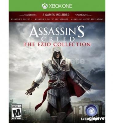 Xbox One Assassin's Creed The Ezio Collection 18/11/2016