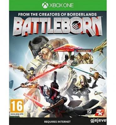 Xbox One Battleborn