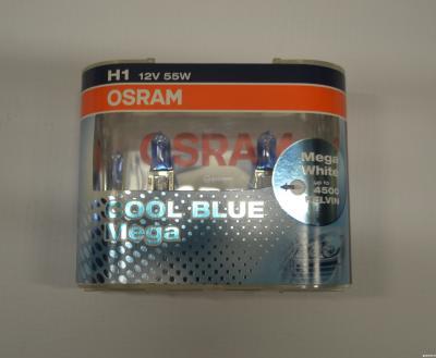 Llampa OSRAM Halogjene 2.0 H1 12V 55W