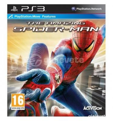 Ps3 The Amazing Spider Man