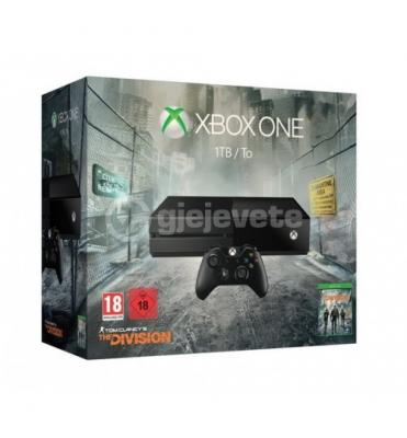 Console Xbox One 1TB + Tom Clancy's The Division