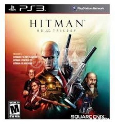 Ps3 Hitman Trilogy