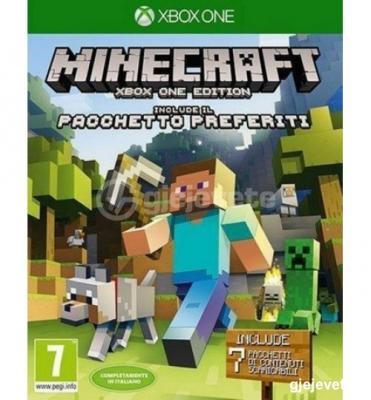 Xbox One Minecraft