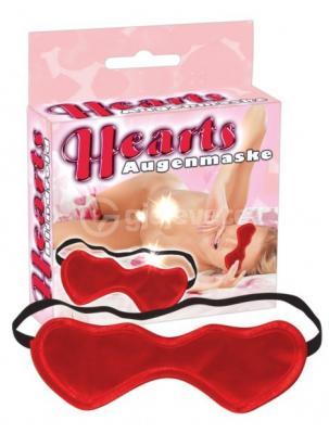 Maske Sysh Heart-shaped