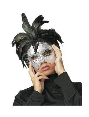 Maske Veneciane Silver