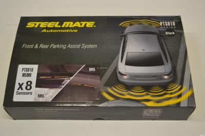 Sensore parkimi Steelmate PTS 810 M5 M6